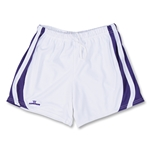 Warrior Lotus Lacrosse Shorts (Wh/Pu)