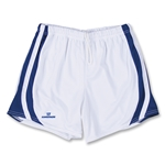 Warrior Lotus Lacrosse Shorts (Wh/Ro)