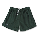 Warrior Collegiate-Cut Women's Lacrosse Practice Shorts (Dark Green)