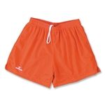 Warrior Collegiate-Cut Women's Lacrosse Practice Shorts (Orange)