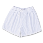 Warrior Collegiate-Cut Women's Lacrosse Practice Shorts (White)
