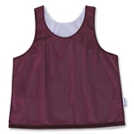Warrior Women's Collegiate-Cut Reversible Jersey (Maroon/Wht)