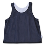 Warrior Women's Collegiate-Cut Reversible Jersey (Navy/White)