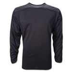 Team Long Sleeve Training Jersey (Black)