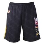 STX Maryland Pattern Lacrosse Shorts