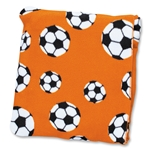 Pocket Throw Blanket (Orange)