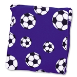 Pocket Throw Blanket (Purple)