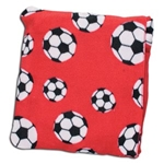 Pocket Throw (Red)