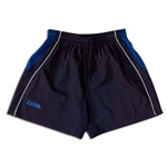 Xara Women's International Soccer Shorts (Bk/Ro)
