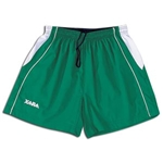 Xara International Soccer Shorts (Gn/Wh)
