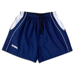 Xara Women's International Soccer Shorts (Nv/Wh)