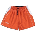 Xara International Soccer Shorts (Or/Wh)