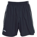 Xara International Soccer Shorts (Blk/Wht)