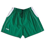 Xara International Soccer Shorts (Green/Wht)