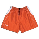 Xara International Soccer Shorts (Org/Wht)