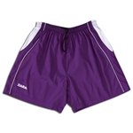 Xara International Soccer Shorts (Pur/Wht)