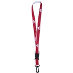 adidas Interval Lanyard (Red)