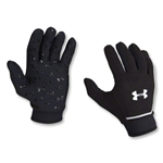 Under Armour Fleece Gloves (Black)