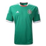 Mexico 11/13 Home Soccer Jersey