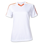 Xara Brittania Women's Soccer Jersey (Wh/Or)