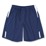 Xara Continental Soccer Shorts (Navy/White)