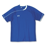 Under Armour Strike SOCCER Jersey (Roy/Wht)