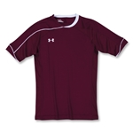Under Armour Strike Women's Soccer Jersey (Maroon/Wht)