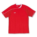 Under Armour Strike Women's Soccer Jersey (Sc/Wh)