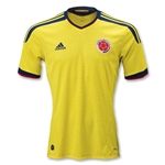 Colombia 11/13 Home Soccer Jersey