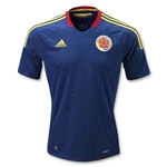 Colombia 11/13 Away Soccer Jersey
