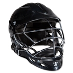 Warrior TII Lacrosse Helmet (Black)