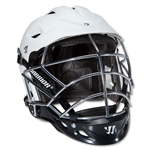 Warrior TII Lacrosse Helmet (White)