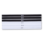 Under Armour Team Mini Headband (Blk/Wht)