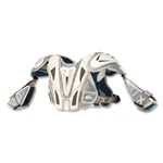 STX Agent Lacrosse Shoulder Pads-Large