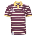 England Rugby Heritage Striped Polo