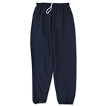 Gildan Sweatpants w/ Elastic Bottom (Navy)