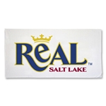Real Salt Lake Beach Towel