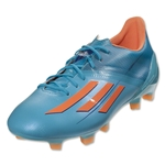 adidas Women's F50 adizero TRX FG (Samba Blue/Glow Orange)