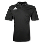 adidas Three Stripe III Rugby Jersey (Black/White)