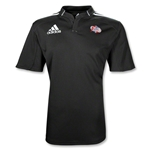 adidas Las Vegas Invitational Three Stripe Jersey (Black/White)