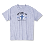 Scotland Highlanders Rugby T-Shirt (Gray)