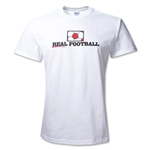 Real Football T-Shirt (White)