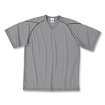 High Five Stadium Soccer Jersey (Gray)