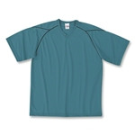 High Five Stadium Soccer Jersey (Teal)