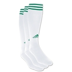 adidas Copa Zone Cushion Irreg 3 Pack (Wh/Gr)