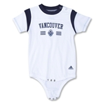 Vancouver Whitecaps FC Infant Creeper Set