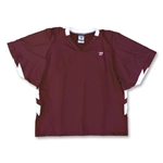 Warrior Evolution Game Lacrosse Jersey (Maroon/Wht)