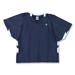 Warrior Evolution Game Lacrosse Jersey (Navy/White)