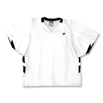 Warrior Evolution Game Lacrosse Jersey (Wh/Bk)