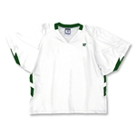 Warrior Evolution Game Lacrosse Jersey (Wh/Dgr)